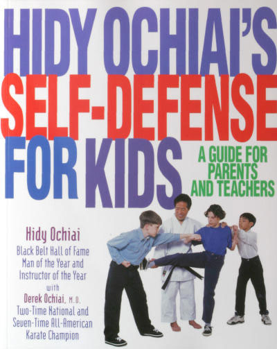 Hidy Ochiai\'s Self-Defene for Kids