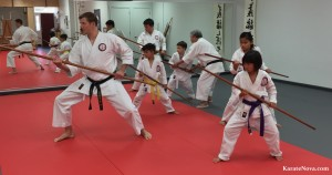 Martial Arts Summer Camp VA Group Bo 3