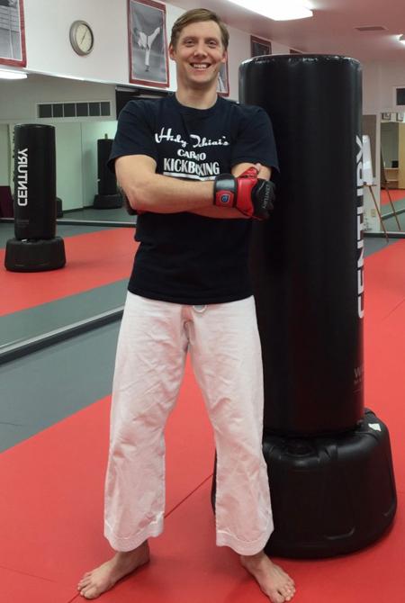 Will Kickboxing 2