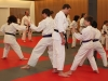 William Max Winkler Helping Childrens Karate Students