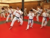 William Max Winkler Leading Childrens Karate Group