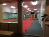 Martial Arts Training Floor in Ashburn VA