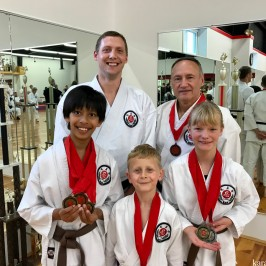 OUR ASHBURN SCHOOL WINS 12 MEDALS AT NEW YORK INVITATIONAL