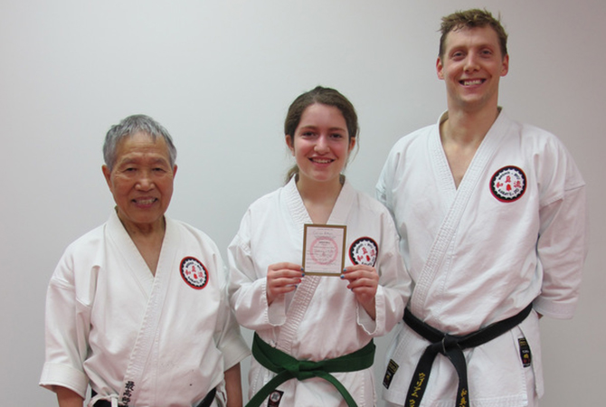 Karate-do Classes in Ashburn, VA - Hidy Ochiai Karate