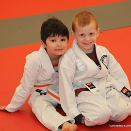 LITTLE PANDAS KARATE WINTER & SPRING SESSIONS 2019